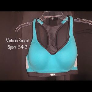 Victoria Secret 34C VSX sports bra